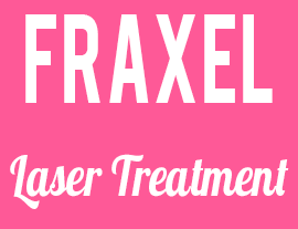 fraxel laser treatment
