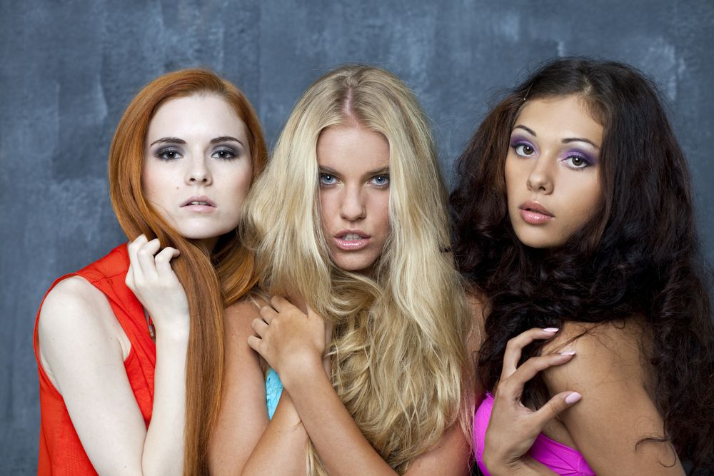 Is laser hair removal right for your hair type for 3 brunettes and a blonde salon