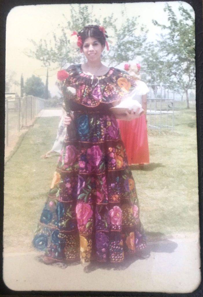 mom when she was about 30