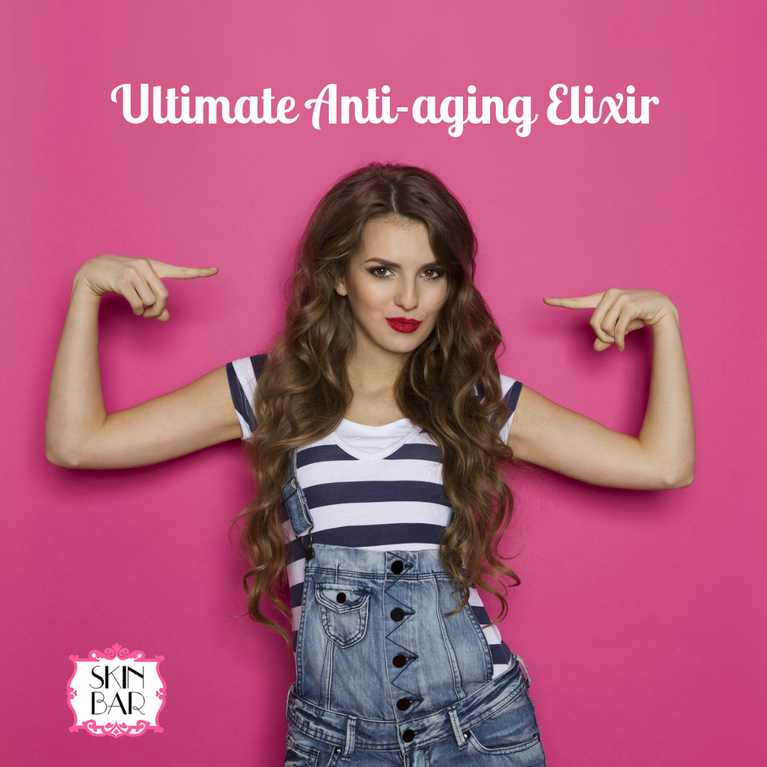 Introducing The Ulitmate Anti-aging Elixir
